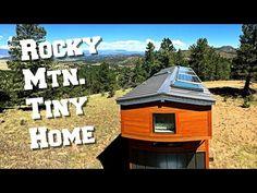 Rocky Mountain Tiny Home   Tour   Tiny Luxury S1E15 - YouTube