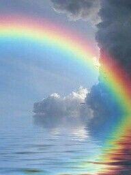 Somewhere over the rainbow. Rainbow Sky, Love Rainbow, Over The Rainbow, Rainbow Colors, Rainbow Bridge, Rainbow Promise, Beautiful Sky, Beautiful World, Beautiful Images