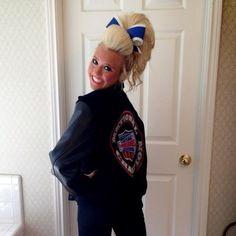 Cool College Cheerleader Heaven Very Cute South Carolina Cheerleader Hairstyles For Women Draintrainus
