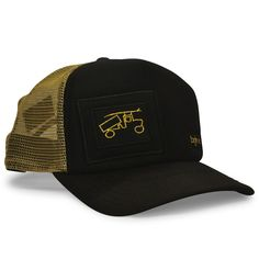 bigtruck Original Hat - Black Gold - One Size 619822405a30