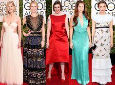 Golden Globe 2015: i look da non copiare (mai!) #celebs #style