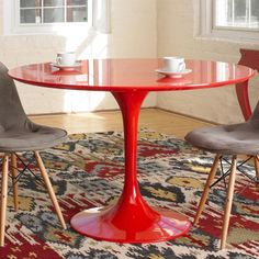 Customize the Ikea Docksta table to fit your decor