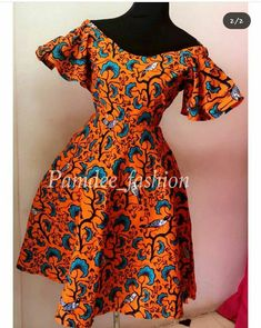 Ankara Dress styles to rock in 2019 – African fashion and life styles – African Fashion Dresses - African Styles for Ladies Ankara Short Gown Styles, Short African Dresses, Latest African Fashion Dresses, African Print Dresses, African Print Fashion, Africa Fashion, Ankara Gowns, African Prints, Fashion Prints