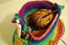 The Landry Tote Crochet Pattern