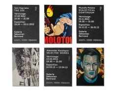 Neo Neo Graphic Design Switzerland - Sébastien Bertrand