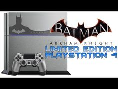 Sony - PlayStation 4 500GB Batman: Arkham Knight | Review Superhero-level excitement and entertainment are at your fingertips with this PlayStation 4 Bundle, which features a DualShock 4 wireless controller, wired headset and Batman: Arkham Knig...