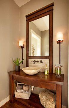 Half Bath Design Ideas, Pictures, Remodel and Decor