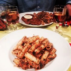 Chez Gepetto, Italien (à tester)