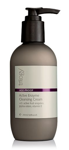 Active Enzyme Cleansing Cream 200ml | Refine for a smoother, brighter complexion with active fruit enzymes, jojoba esters, vitamin E.