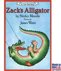 Have your students make the literature/science AND math connection with our grow beast alligator children's book, Zack's Alligator