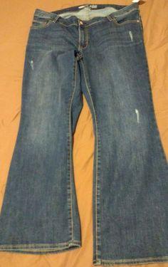 Check out NWT Old Navy Rock Star stretch jeans plus size 22 Short #OldNavy #Flare http://www.ebay.com/itm/-/262639562508?roken=cUgayN&soutkn=xglCMd via @eBay
