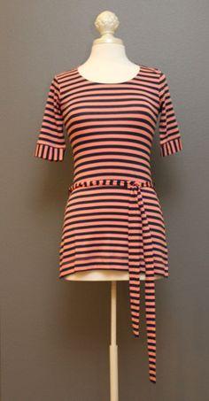 Stripe Dreams Tunic – The Dressing Vroom