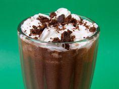 Spiked Thin Mint Milkshake Recipe on Yummly