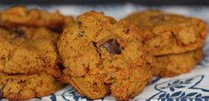 PaleOMG – Paleo Recipes – Carrot Cake Chocolate Chunk Breakfast Cookies