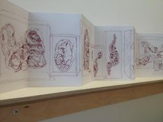 Thinking through drawing #sketches by Lucy Lyons @design4health exhibition