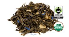 Arbor Teas - Organic Pineapple Passion Green Tea, $11.50 (http://www.arborteas.com/organic-pineapple-passion-green-tea.html?utm_source=msn