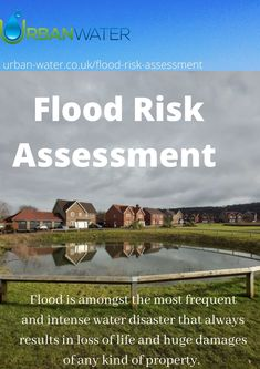 Flood Risk Assessment compliant with the National Planning Policy and the Environment Agency Regulations. Ready within 48 hours. Flood Risk Map, Flood Risk Assessment, Flood Areas, Water Flood, Environment Agency, Planning Applications, Water Management, Flood Zone, High Risk