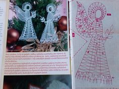 Bobbin Lace, String Art, Sewing, Apple Roses, How To Make, Embroidery, Weihnachten, Projects, Dressmaking