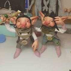 Fuego fatuo - Fantasy sculpts & art dolls by Álvaro Herranz's Photos · Fuego fatuo - Fantasy sculpts & art dolls by Álvaro Herranz's Page