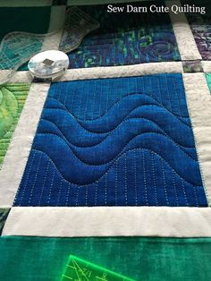 Sew Darn Cute Quilting