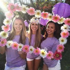 picture yourself going greek 💜