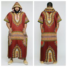 Brown Dashikis « Terrence Davidson – Wigmaster