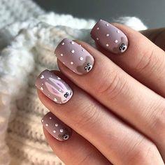 100 Easy New Year's Eve Nail Art Design Ideas - Soflyme New Years Nail Designs, Short Nail Designs, Nail Art Designs, Nails Design, Manicure, Gelish Nails, Trendy Nails, Cute Nails, Pretty Short Nails