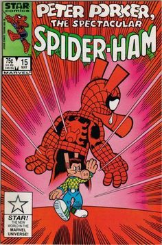 Peter Porker aka spiderHAM