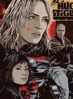 Kill Bill artwork.