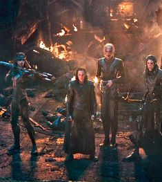 Is that the death of Loki?