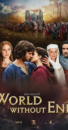 The English town of Kingsbridge works to survive as the King leads the nation into the Hundred Years' War with France while Europe deals with the outbreak of the Black Death. 8/10 Trailer https://www.youtube.com/watch?v=o8IHb1eNcEo