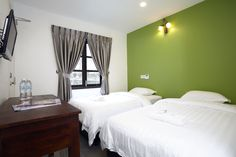 Hotel Paloma Inn Kuala Lumpur | Rooms - Standard room, Family room, Dormitory room | Our Official Website: www.hotelpalomain... | Facebook : www.facebook.com/...