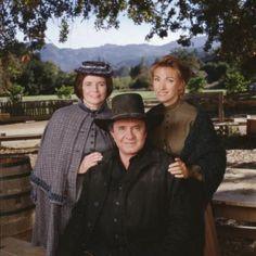 Dr. Quinn, Medicine Woman. Jane Seymour (1993) Kid Cole (Johnny Cash), Sister Ruth (June Carter-Cash)