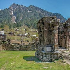 Compare Sharada Peeth in Kashmir, in 1870 and now.  Sharada Peeth was one of the most ancient universities of the world. It is also one of the shakti peethams where goddess Sati's body has fallen.  This temple has been visited by both Adi Shankara and Ramanujacharya.  It is sad to see that Sharada Peeth survived 1,000 years of islamic invasions, but in the last 100 years was completely destroyed. That is the credit of Gandhi and Nehru. Gandhi, Hinduism, See It, Islamic, Mount Rushmore, Temple, Survival, Sad, India
