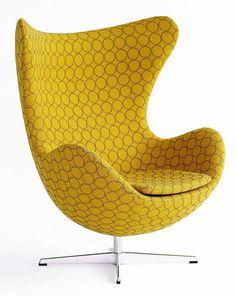 1958 Arne Jacobsen – Egg Chair: