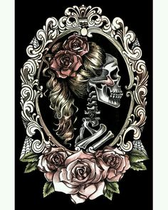 Camafeo skull