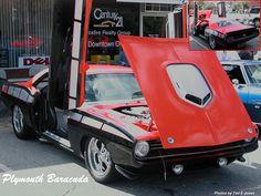 Custom Plymouth Barracuda