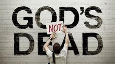 God´s not dead :)