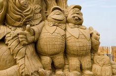 disney sand sculptures - Google Search