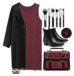 """""""#Yoins"""" by credentovideos ❤ liked on Polyvore featuring Monki, yoins, yoinscollection and loveyoins"""