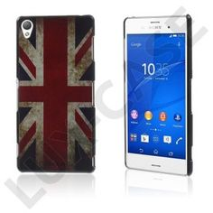 Persson (Vintage UK Flag) Sony Xperia Z3 Cover