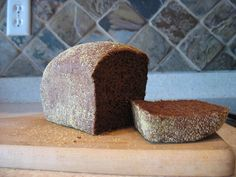"""""""Outback"""" Brown Bread"""