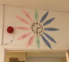 Pedagogisk klocka