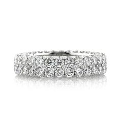 Loyal Sonia Bitton Eternity Ring 100% Original Fine Rings