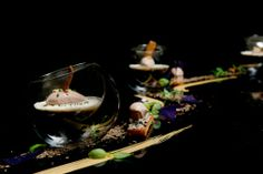 Quail jelly by my favorite Dutch chef Francois Geurds