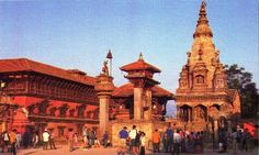 One of the best places in Nepal, Bhaktapur is the perfect blend of authentic and modern worlds. Life Is Beautiful, Nepal, Barcelona Cathedral, The Good Place, World, Modern, Travel, The World, Viajes