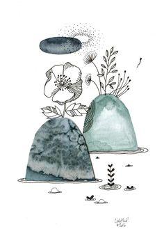 églantine sur îlot2