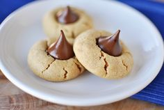I scanned through my cookie section a while back and was shocked to find I didn't have a recipe posted for the popular and classic Peanut Blossom Cookies (you know, the peanutty cookie base t…