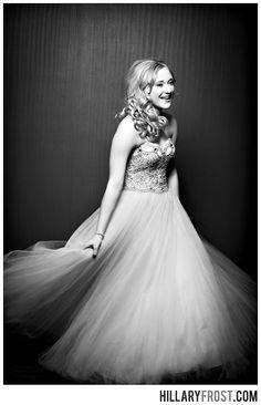 Prom Dress Senior Style www.hillaryfrost.com