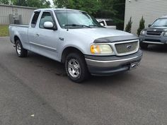Used 2001 Ford F-150 XL SuperCab 2WD for Sale in Jackson MS 39209 Diversified Auto Sales